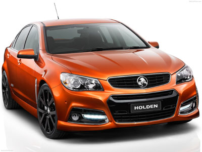 Holden VF Commodore SSV Con